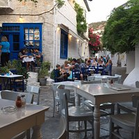 Best gyros we had in Greek islands! Delicious and cheap! Big recommendation.