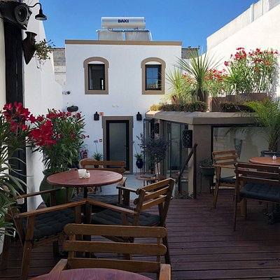 Beautiful terrace