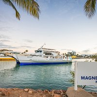 With 2 well maintained vessels in our fleet to ease your comfort to Magnetic Island