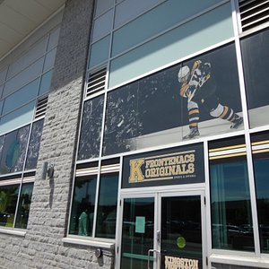 Home of the Frontenacs of the OHL