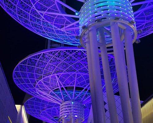 Dubai Super Trees