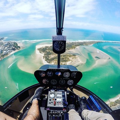 Breath taking views of Northern tip of Bribie Island and the Caloundra beaches.