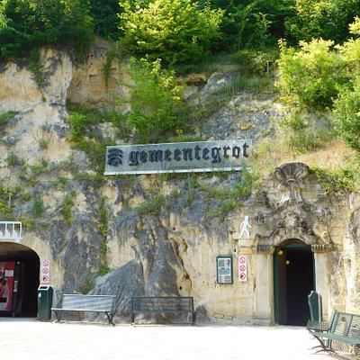 Eingang zur Gemeentegrot