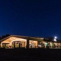 Night Shot Mastronardi Estate Winery - Vino Vista Event Centre