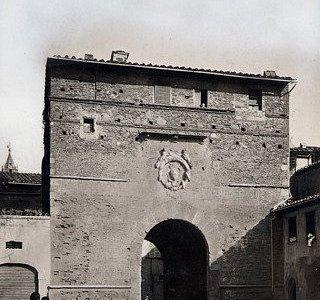 Porta pisana empoli anni '30