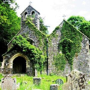 Llandyfeisant Church