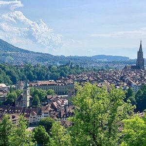 Bern view