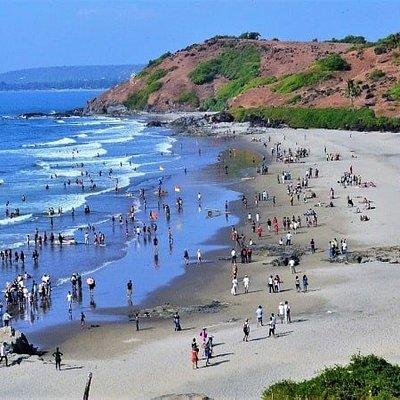 Palolem Sea Beach