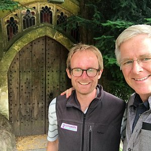 Go Cotswolds is recommended in Rick Steves' Great Britain guidebook!