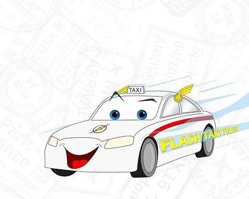 Flash Taxi Tulum