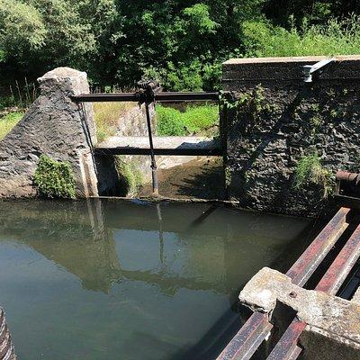 centrale idroelettrica di Brebbia