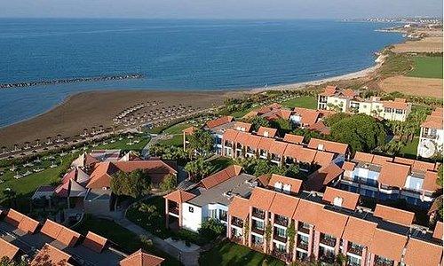 Anlage Aldiana Zypern von oben mit unserer Drohne fotografiert
