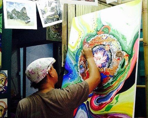 I'm Master Gallery 9 Magic Art