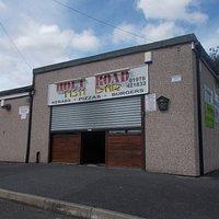 Holt Road Fish Bar, Wrexham