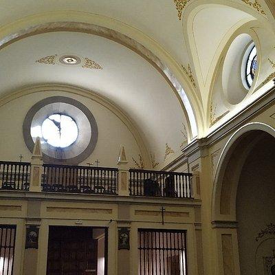 Iglesia Nuestra Sra de la Asunción, Brunete
