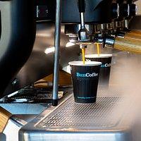 Bun Coffee Speciality Roaster Byron Bay Espresso Bar and Roastery Door