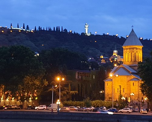 Храм Сиони Sioni Cathedral Church