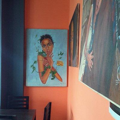 Wakanda Ethiopia Art Gallery ,  for more info visit  www.wakandaethiopiatours.com contact : 0963161616  Ethiopia art gallery as a contribution of Ethiopian artists to reflect the Ethiopian culture