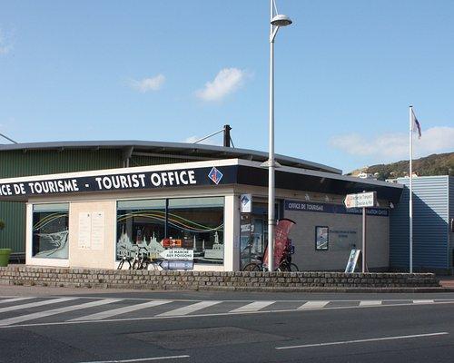 L'Office de Tourisme de Fécamp