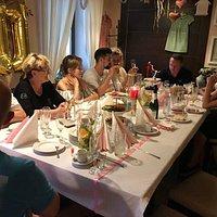 Udana imprezka rodzinna