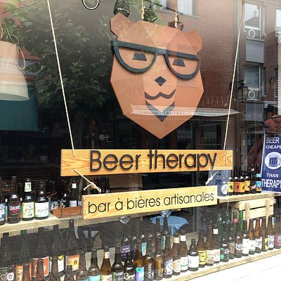 Beer is cheaper than therapy!