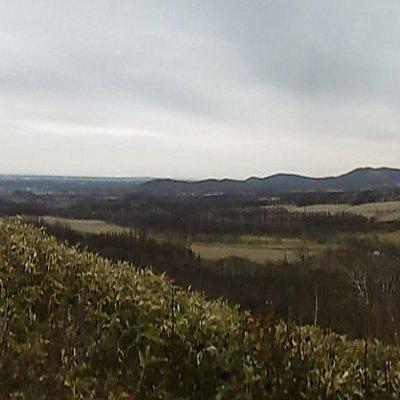 増田山からの景観