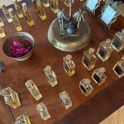 Perfumes of Polynesia