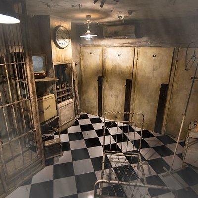 """""""Asylum"""" - Exit19.pl best escape room"""