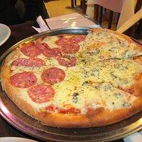 PIZZA EN EL ARTESANO