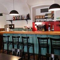 The new Green Stove Café
