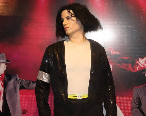 Wax Museum Udaipur having Michel Jackson Statue Wax