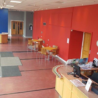 Foyer refurb Jan 19