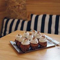 Výborné cupcaky a muffiny, které pro vás pečeme čersvé každý den