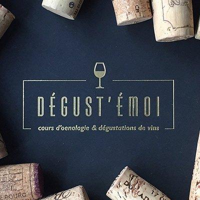 DEGUST'Emoi  Cours d'oenologie et dégustations de vins