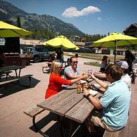 Tin Can Cantina at the base of Jackson Hole Mountain Resort.