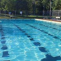 Bearbrook Outdoor Pool
