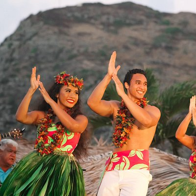 Dances and music from the islands of the Pacific.