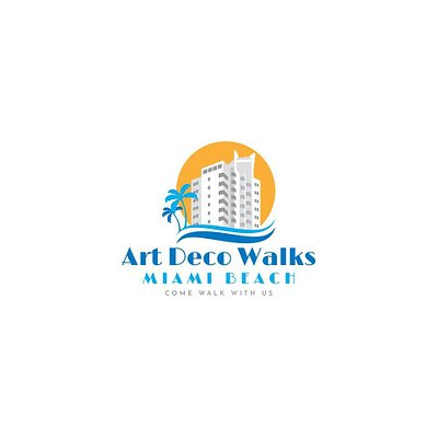 Our new logo! Featuring the very deco architectural lines of the Hotel Delano framed by the Florida sun!
