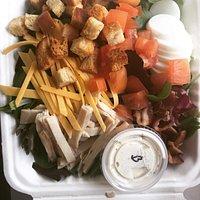 Amazing salads!