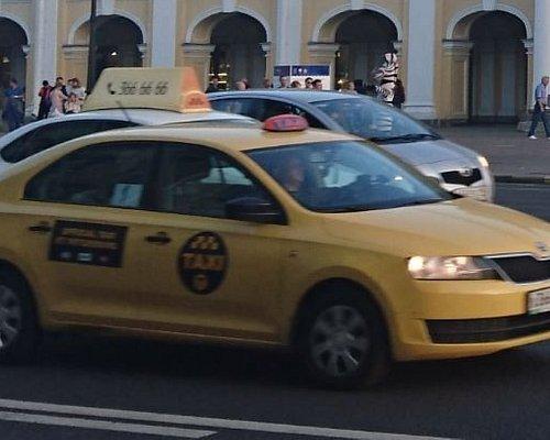 タクシー写真