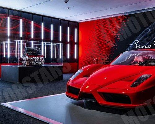 Ferrari  Museum Maranello Italy- Motor☆Stars - the ORIGINAL Italian Factory Motor Tour - since 2004