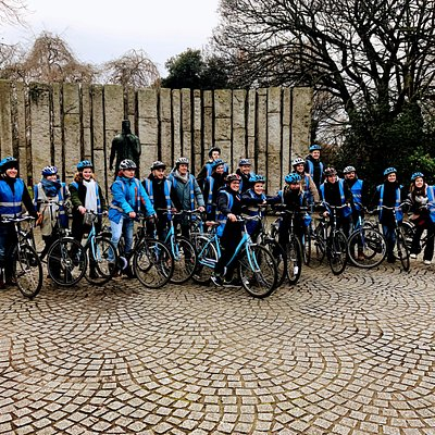 See Dublin By Bike at St Stephen's Green
