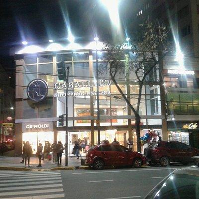 Caballito Shopping Center: Bs.As. 2019.