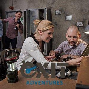 Exit Adventures Escape Room - Gruppenevent