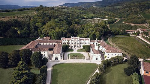 Villa Mosconi Bertani - The Amarone Della Valpolicella birthplace estate