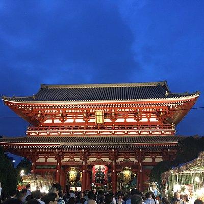꽈리 축제 시즌에 갔다. 점괘도 보고 너무 아름다운 풍경 추천 ! 일본에 온 기분 만끽