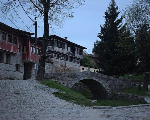 The bridge from bellow.