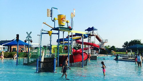 Lions Junction Family Water Park