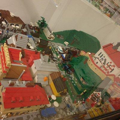 Kazimierskie Muzeum Klocków Lego