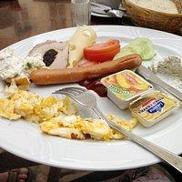 """Śniadanie w Dziupli,wersja """"na głodnego"""""""